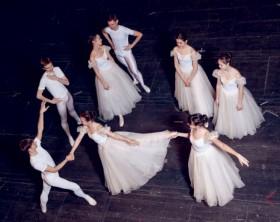 А также в области балета