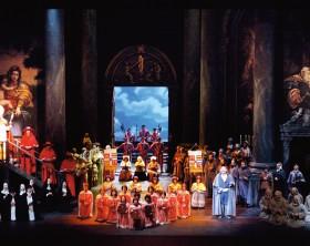 Самарский театр оперы и балета  в Год культуры 1