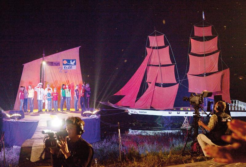 Самара. Грушинский фестиваль. 7.07.2013 Елизавета Сухова2