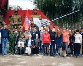 На примере школьников военных лет 1