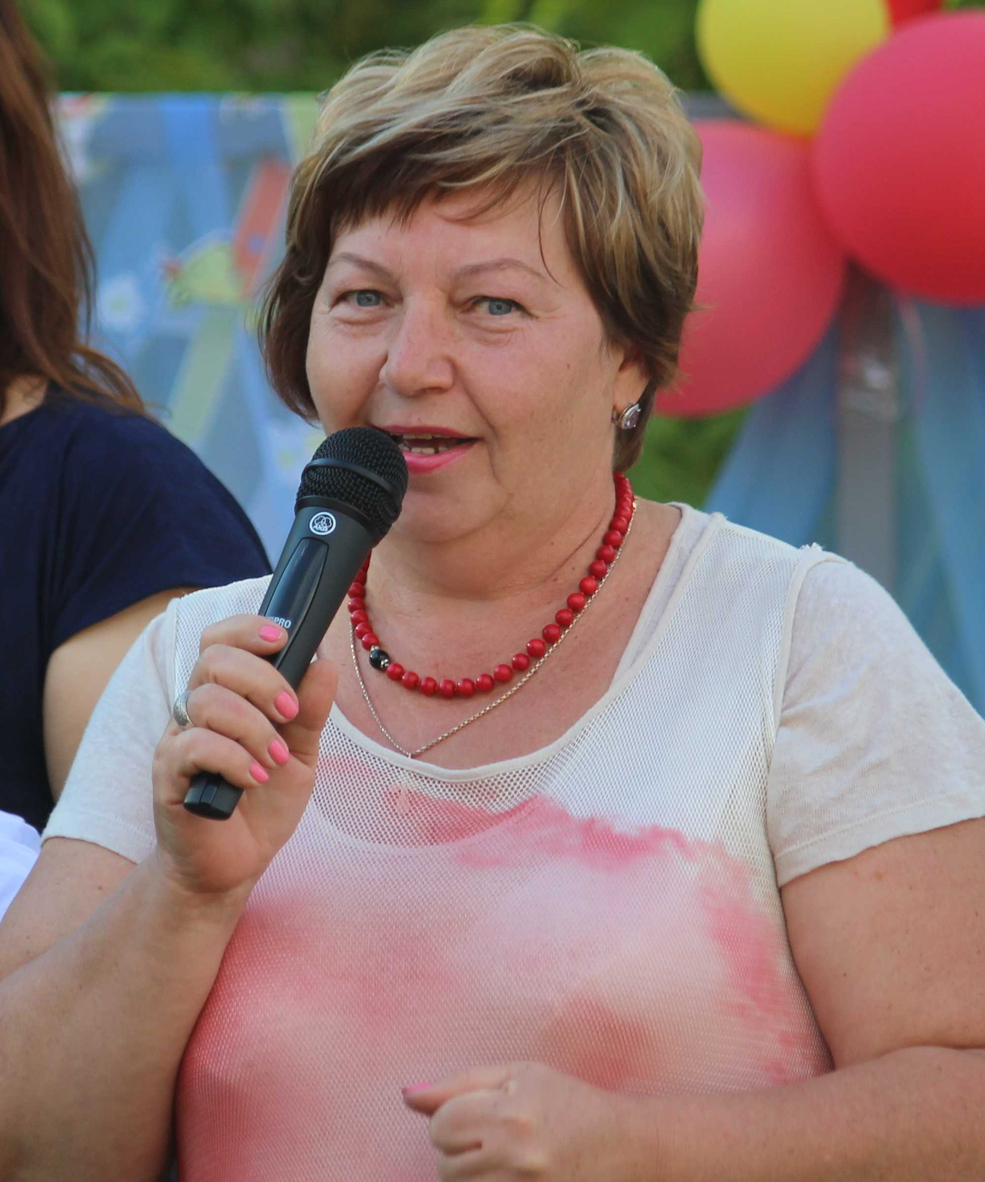 Заведующий  детским садом №283  Ольга Пичкурова