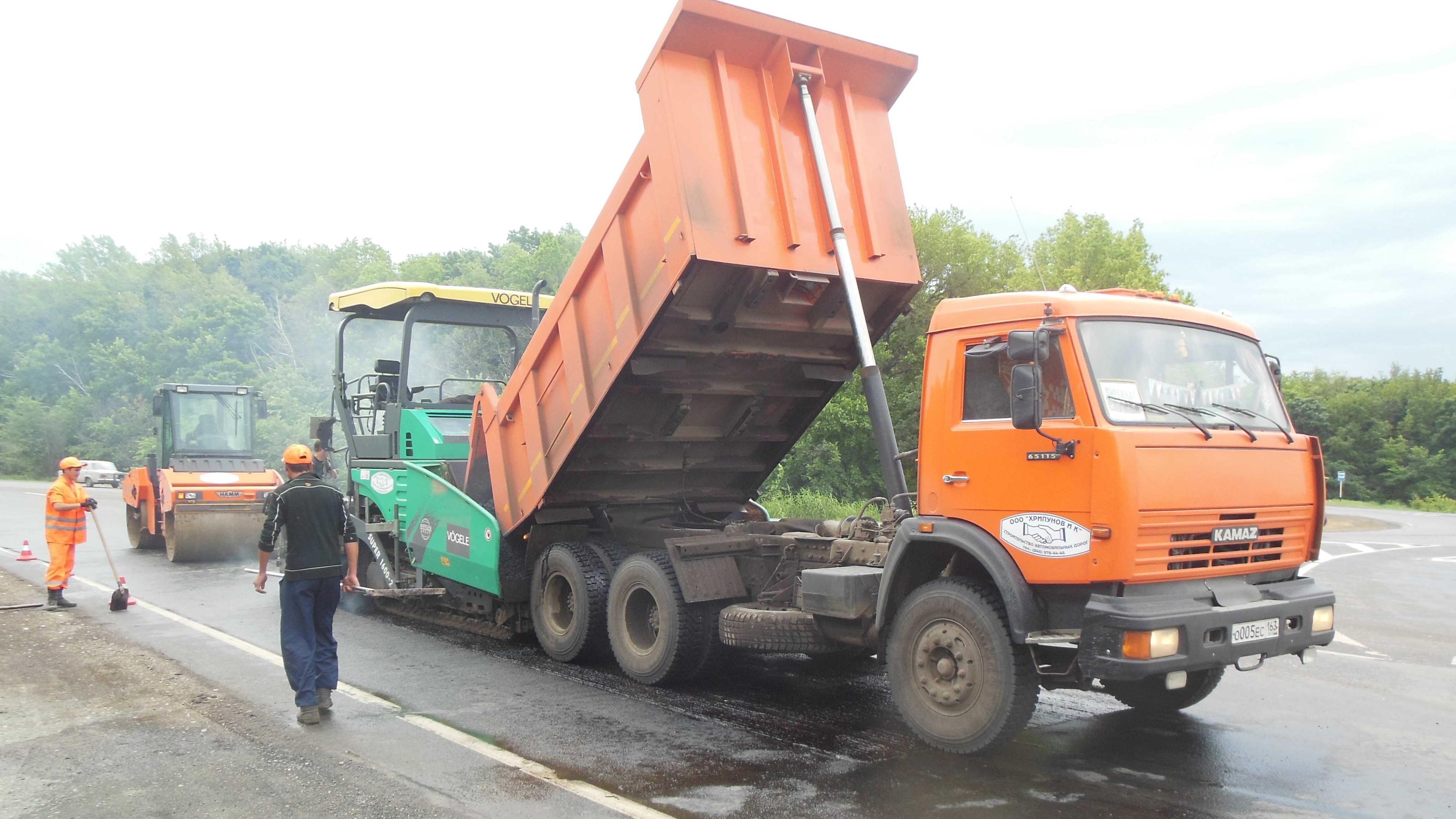 качественно построенная или отремонтированная дорога – это прежде всего безопасность д