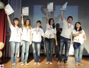 Кинель-Черкассы СОШ 1 1  место  Всероссийский  этап  конкурса  социально-значимых  проектов  Гражданин