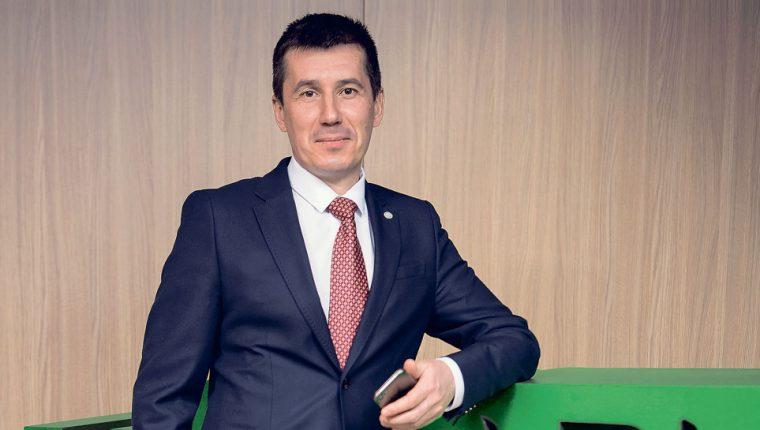 управляющий Самарским отделением Сбербанка Сергей Тютин